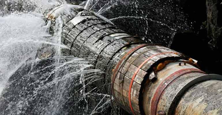 Localización de fugas en tuberías
