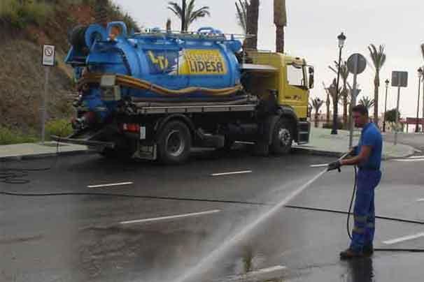 Profesionales de las limpiezas e inspecciones de tuberías